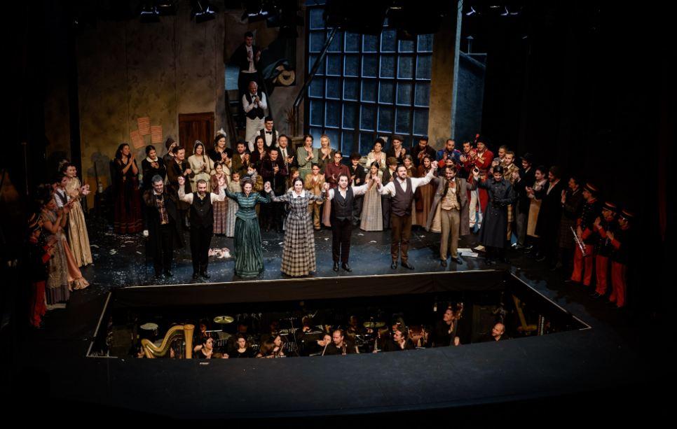 """Opera """"La Bohème"""" premijerno izvedena u CNP-u"""