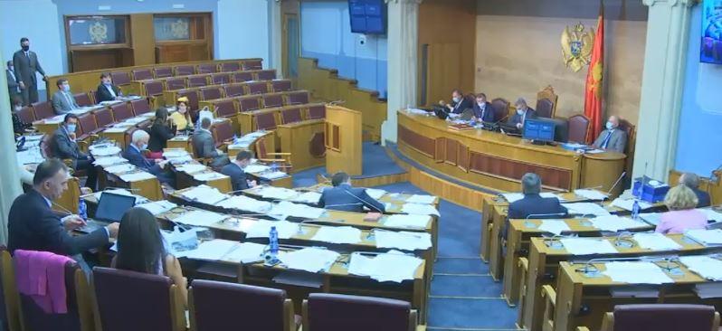 Poslanici raspravljali o planiranju prostora i upravljanju vodama, sjutra o izmjenama Zakona o PIO