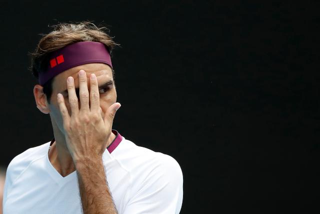 Kazna za Federera