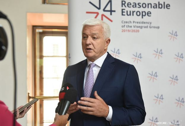 Marković u Pragu: Višegradska grupa podržava politiku proširenja i zastupaće taj stav u Briselu