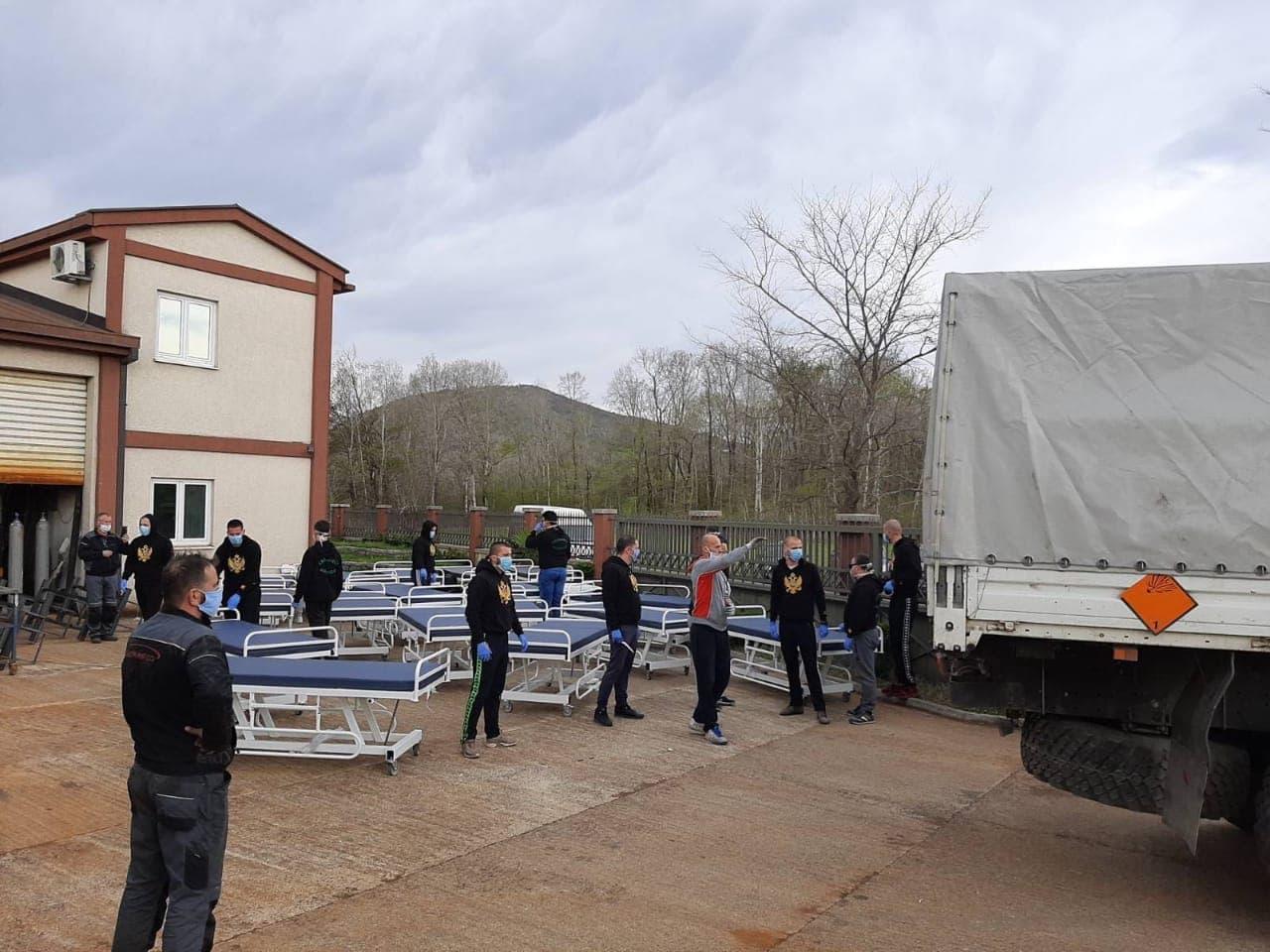 Novi kreveti uneseni u Bemax arenu, kreveti i u SC Morača