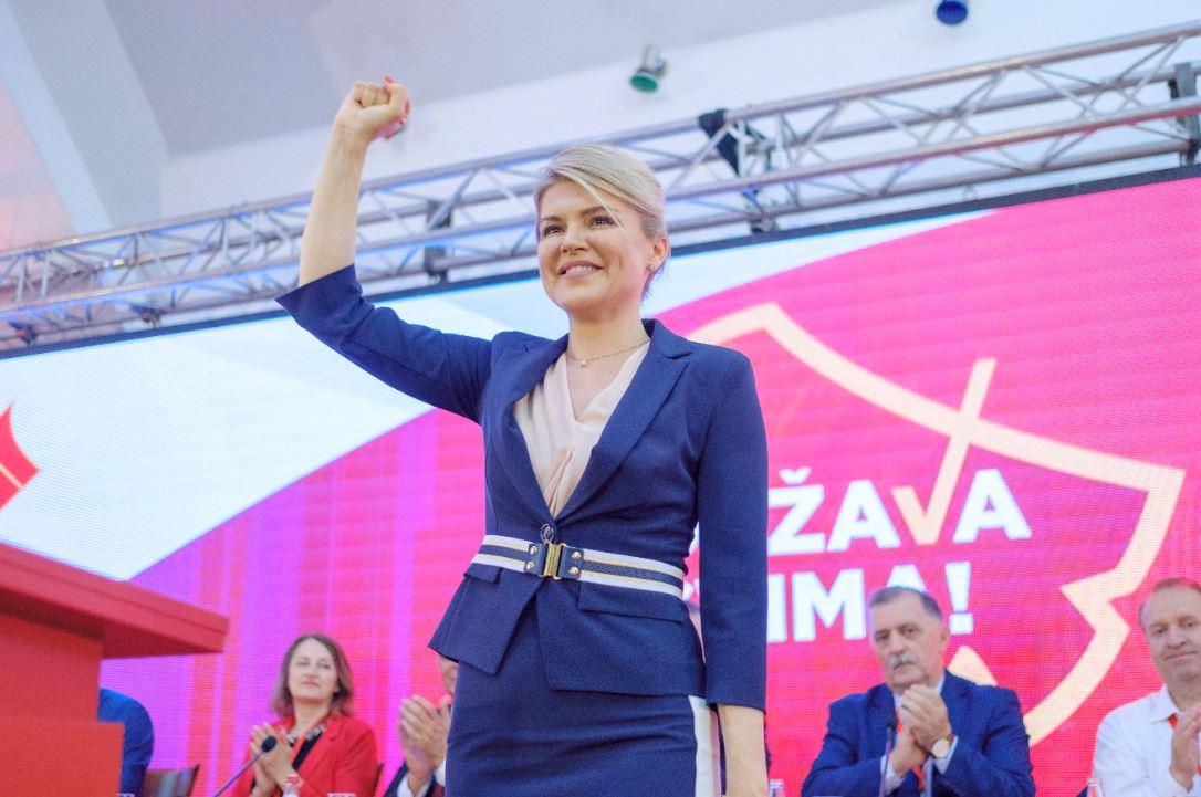 Vuksanović - Stanković uputila urgenciju za konsultativno saslušanje ministara