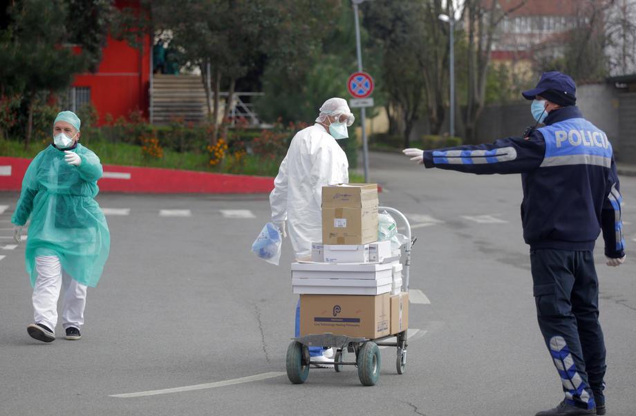 U Albaniji na koronu pozitivno 23 odsto testiranih