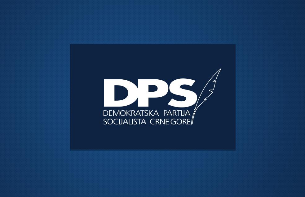 DPS: Paušalno poređenje planiranog budžeta Podgorice odraz neznanja