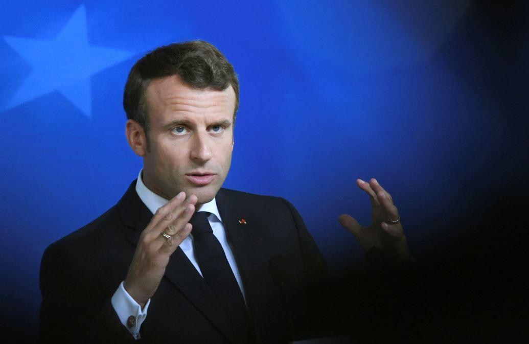 Makron: Tramp treba da razjasni svoj stav o Evropi