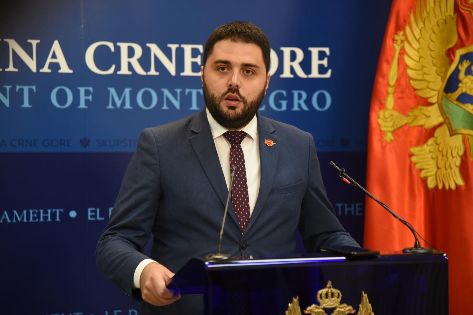 Martinović: Abazović plasirao još jednu podmuklu i neistinitu podvalu