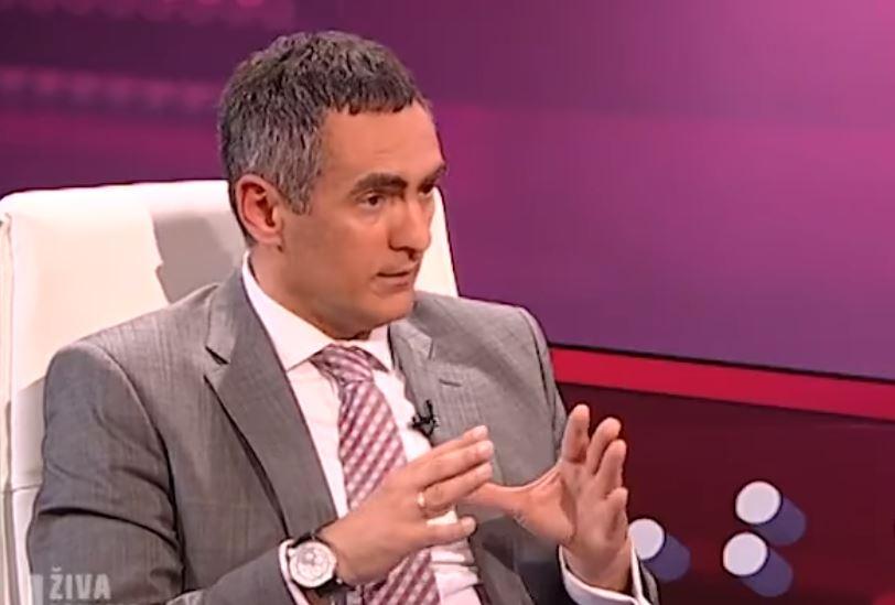 Damjanović o sastanku dijela opozicije: Sporan legitimitet, došli na naše pozicije o tehničkoj Vladi