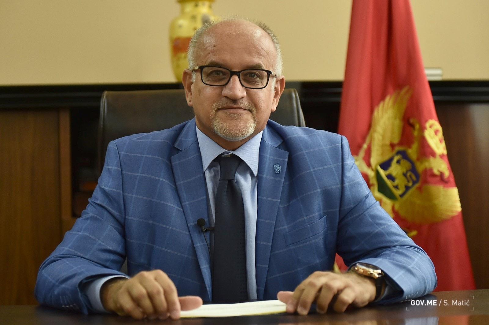 Darmanović: Politika tolerancije i solidarnosti ključni faktor kredibilnosti u regionalnim i međunarodnim okvirima