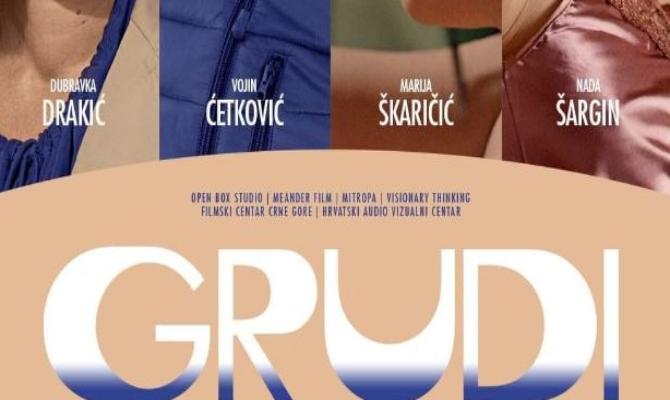 Premijera filma ''Grudi'' u Cineplexx-u