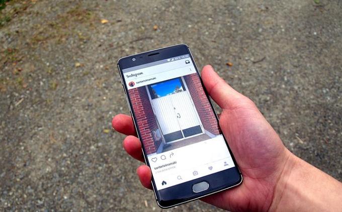 Moguće je viđeti fotografije osobe koja ima zaključan Instagram profil