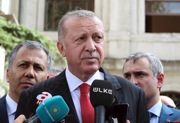 Erdogan zaprijetio: Ako Amerika ne ispuni obećanje, nastavićemo operacije u Siriji