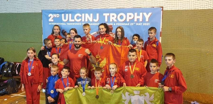 Borci sa Žabljaka napravili veliki uspjeh na međunarodnom takmičenju u Ulcinju