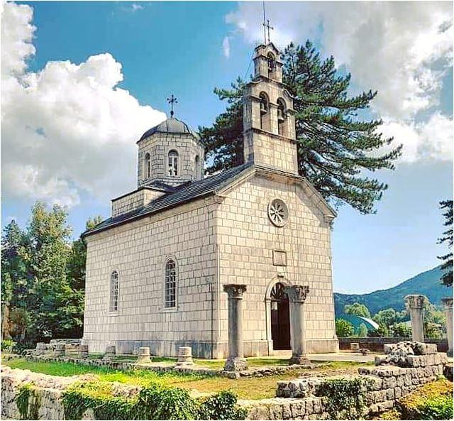 """""""Pravoslavna Crnogorska crkva sada ima trojicu arhijereja"""" (1913)"""