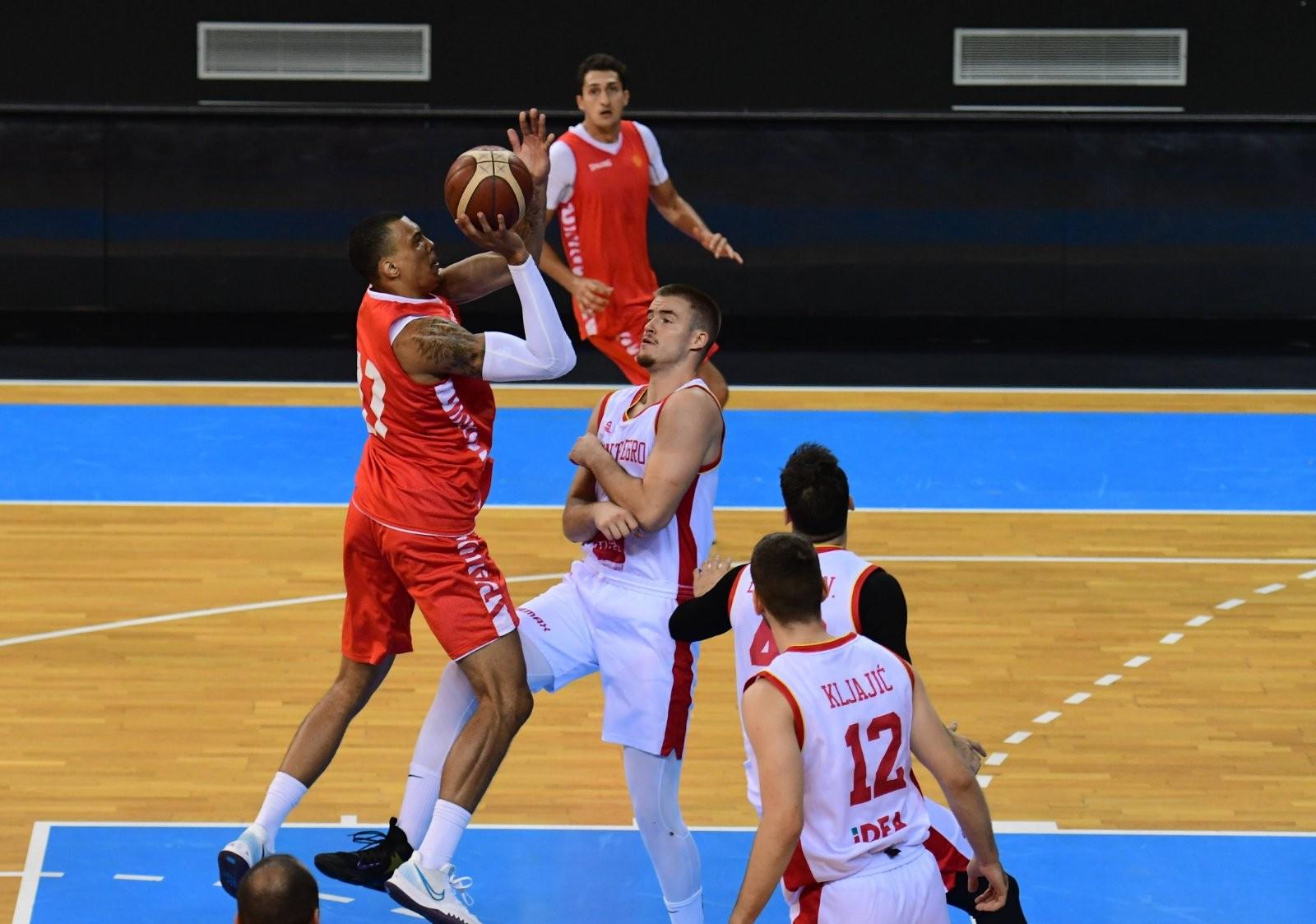 Poraz košarkaša u drugom meču u Skoplju