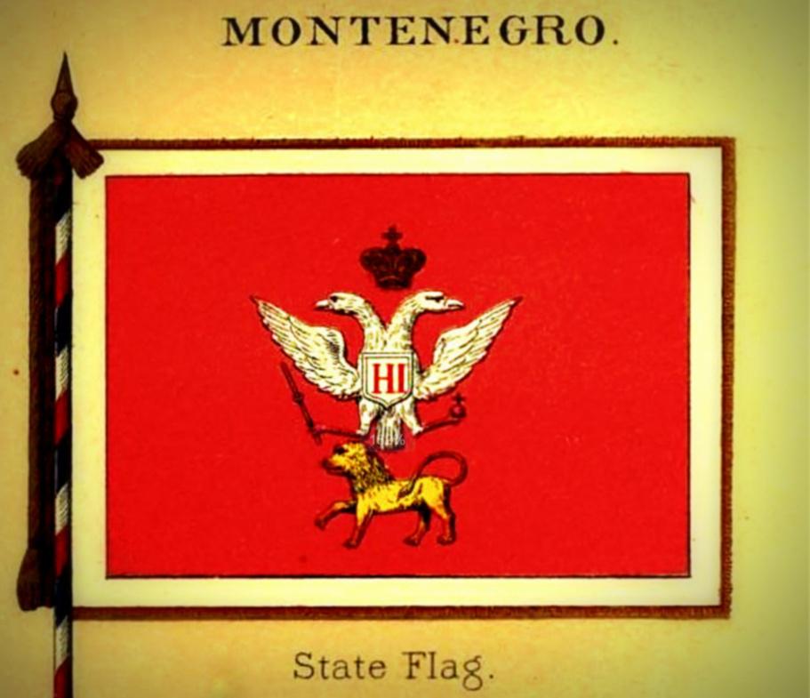 O zastavi i grbu Knjaževine Crne Gore (3)