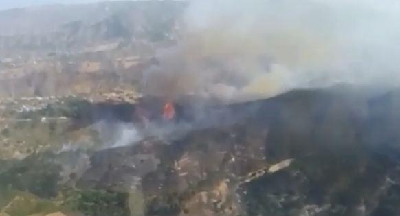 Kanarska ostrva: Zbog požara evakuisano više od 9.000 ljudi.