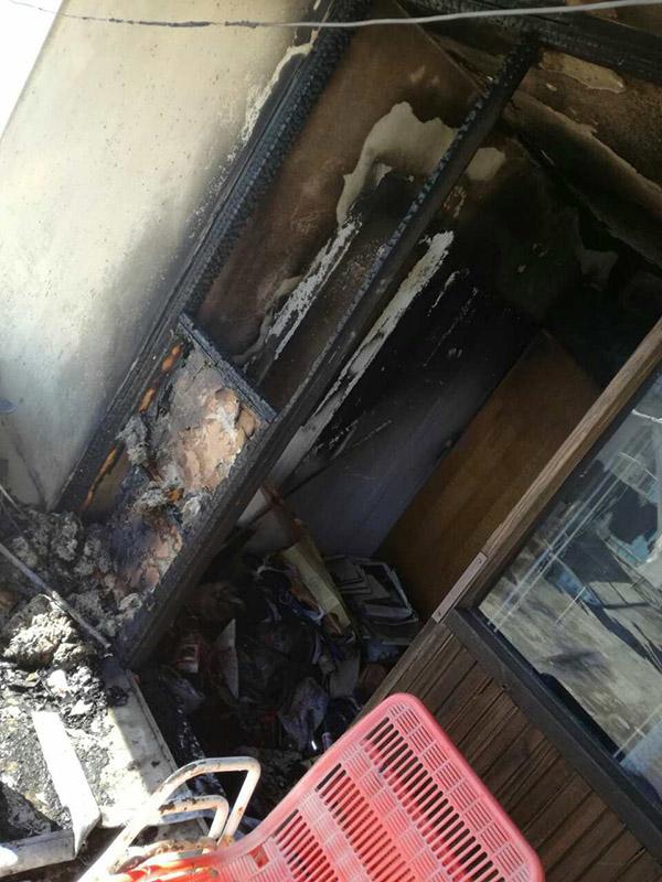 Heroina iz Igala: Komšinica se obmotala mokrim peškirom, prošla kroz plamen i gasila vatru