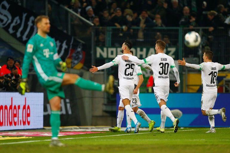 Poraz Bajerna, petarda Dortmunda