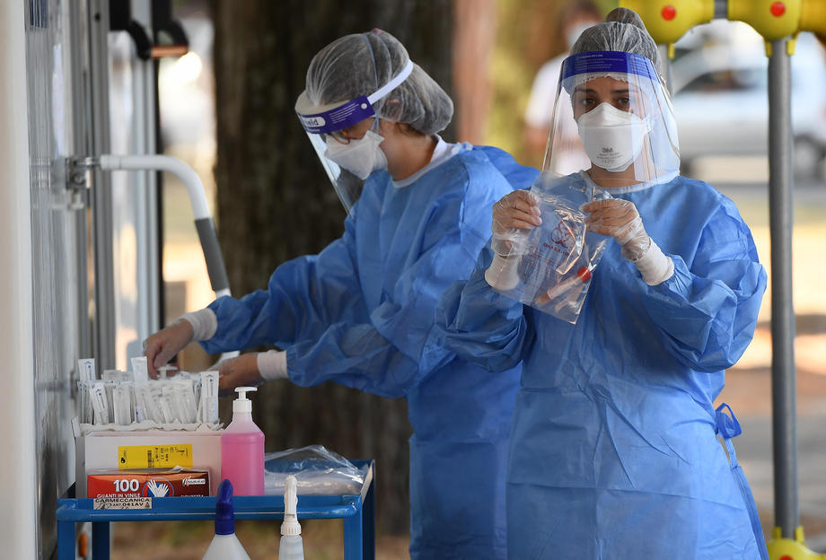 Novi rekord: U Hrvatskoj zabilježena 1424 nova slučaja, 11 preminulih