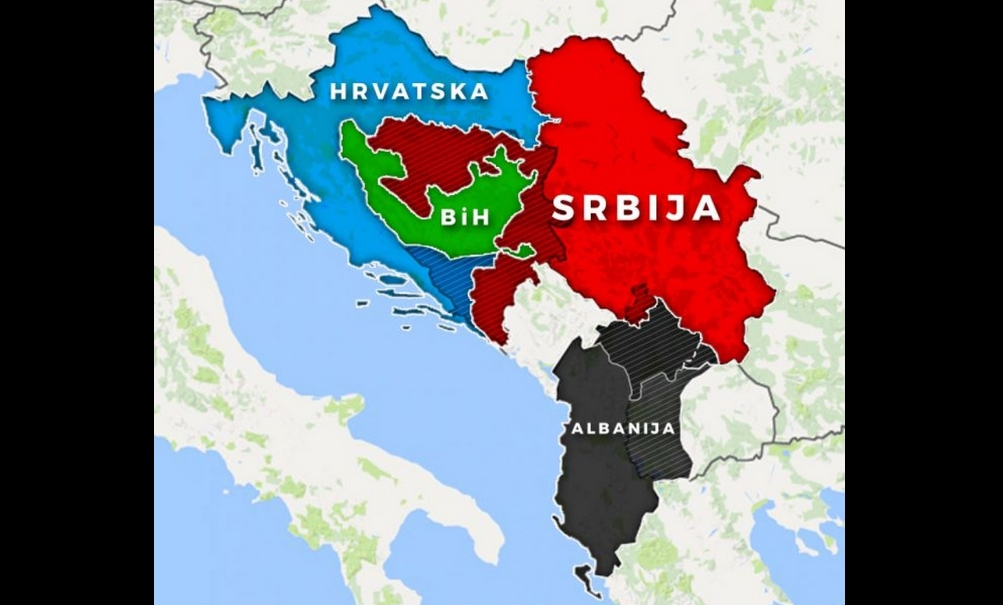 Apel civilnog društva EU, SAD, NATO: Zapadni Balkan ponovo tone u nasilje
