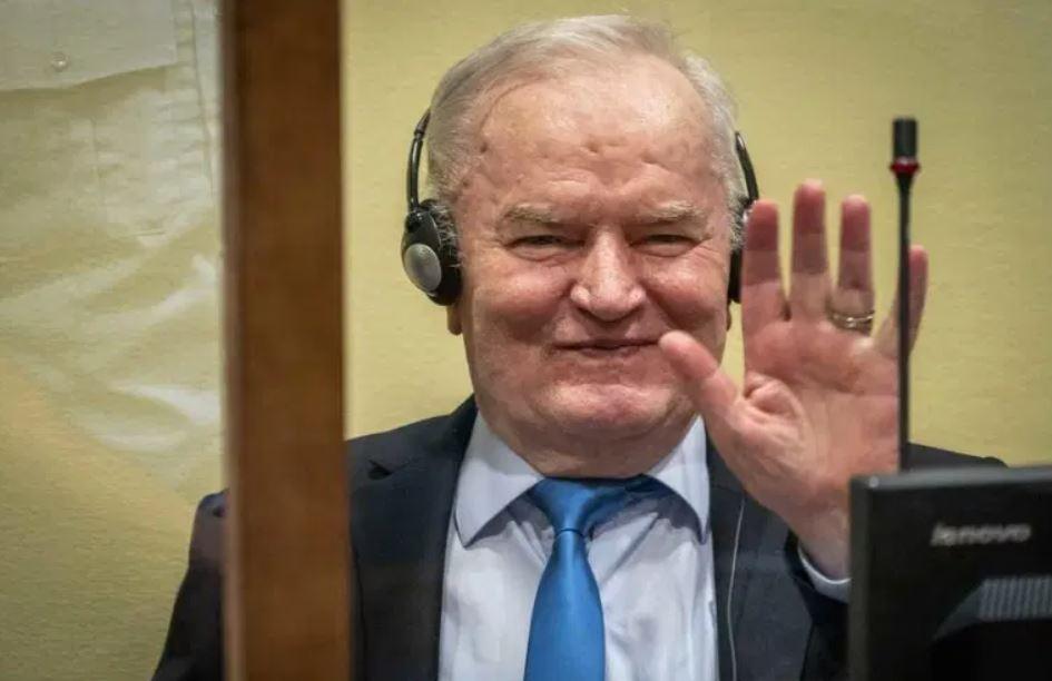 Tviter uklonio objavu Dodikove ćerke o Ratku Mladiću