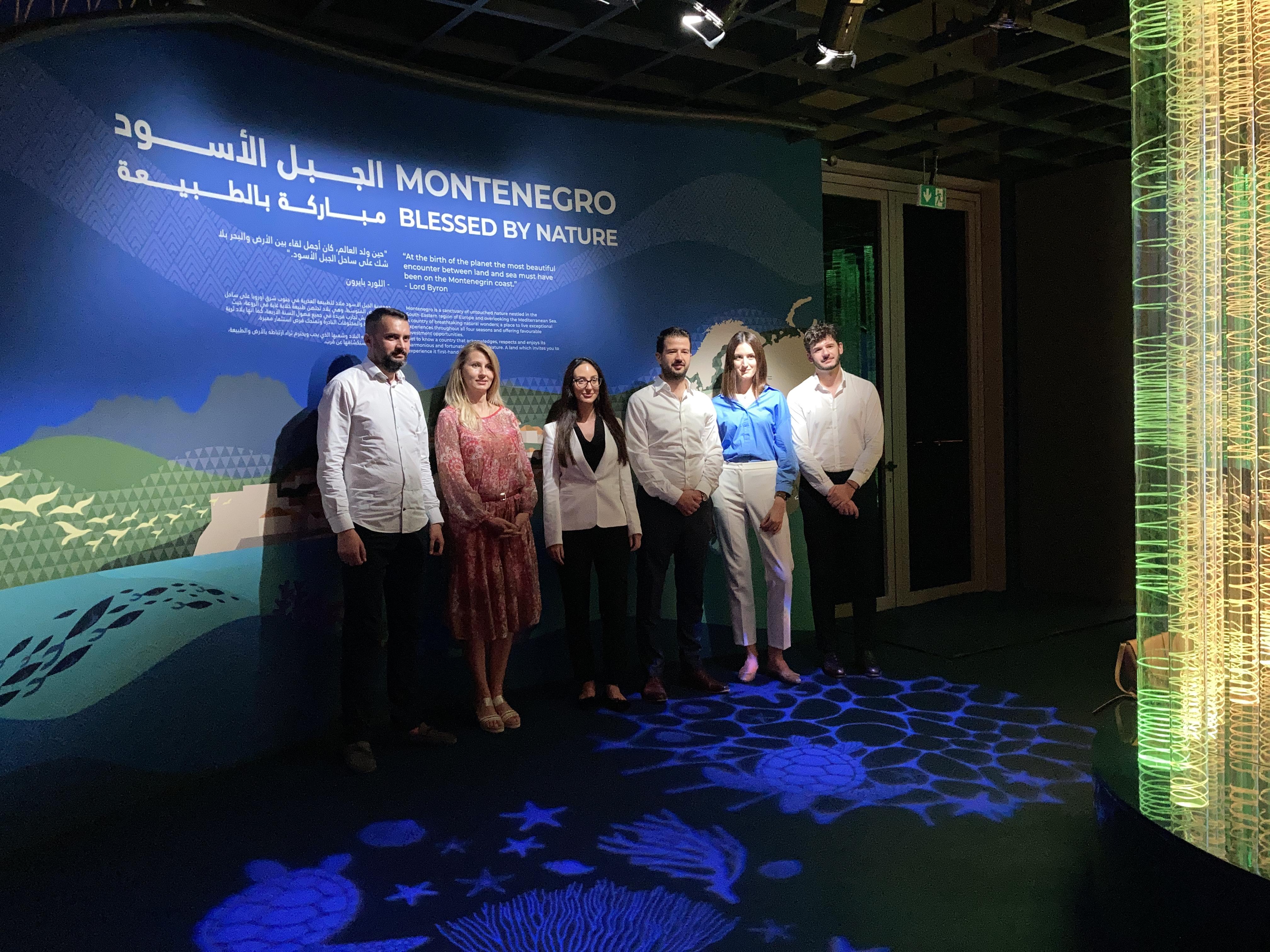 Milatović u Dubaiju: Spremni za EXPO, da predstavimo CG kako dolikuje