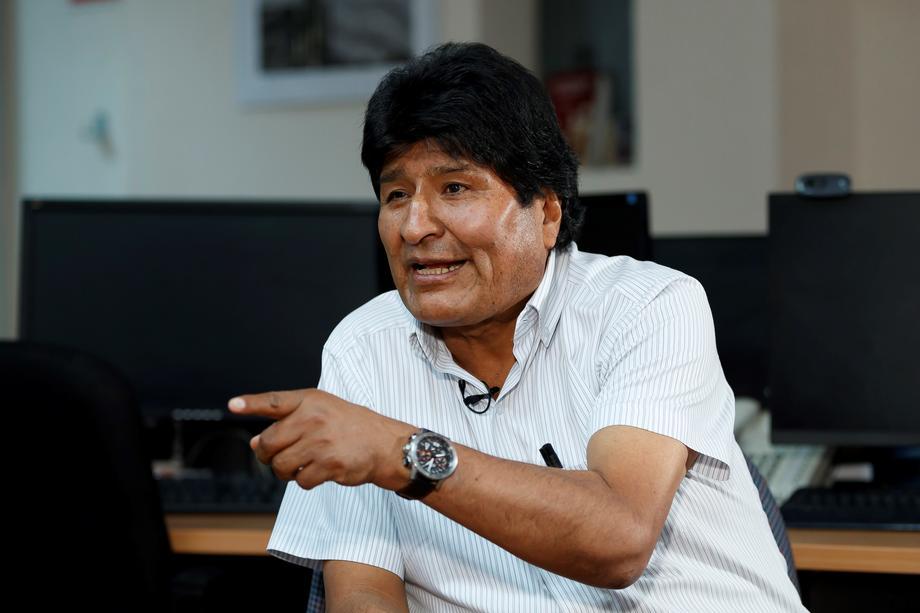 Privremena vlada Bolivije optužuje Moralesa za terorizam i pobunu