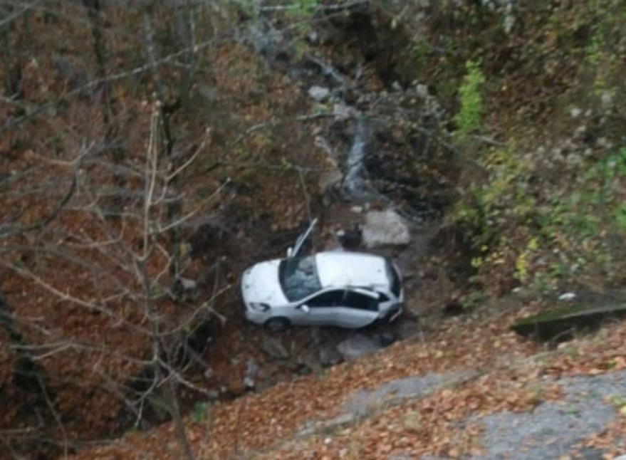 Kolašin: U saobraćajnoj nezgodi povrijeđena četvoročlana porodica