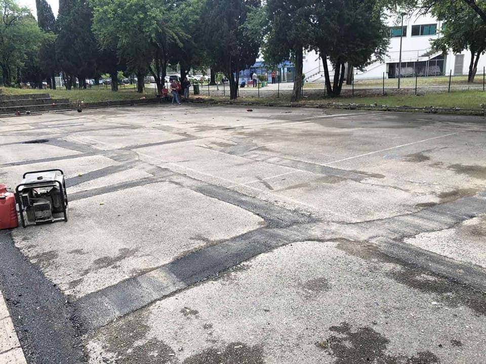 Podgorica dobija odbojkaški teren na otvorenom