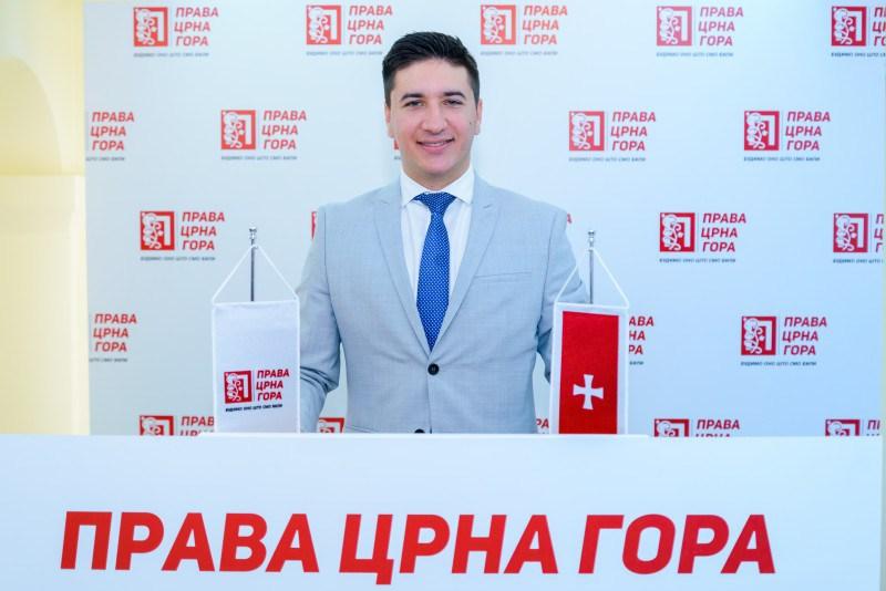 Prava Crna Gora predala listu za izbore u Podgorici