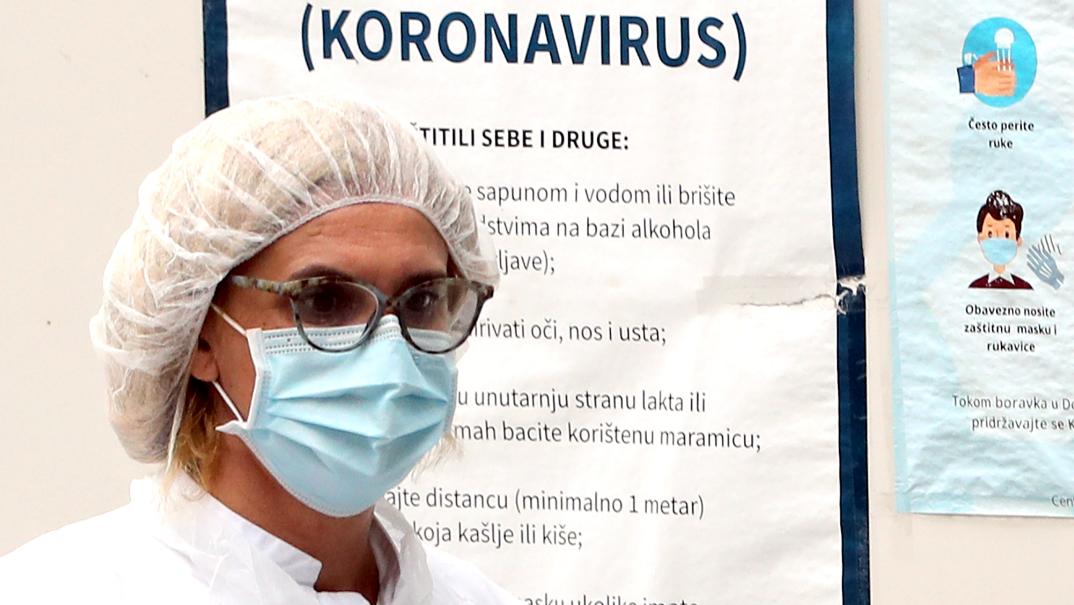 Crni rekord: Prvi put BiH ima više od 1.000 zaraženih u jednom danu