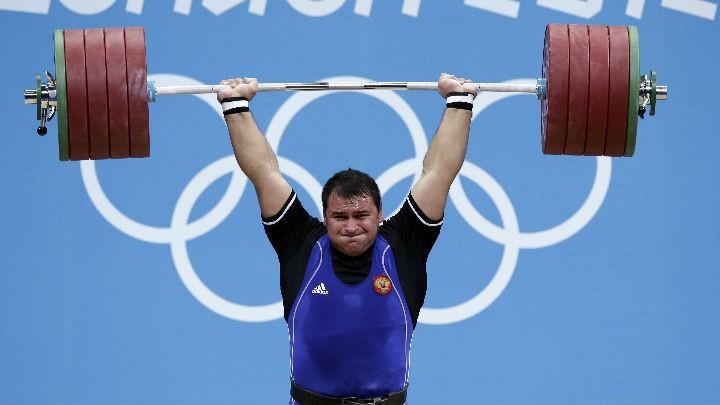 Privremene suspenzije za petoro ruskih dizača tegova zbog dopinga