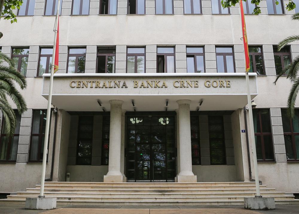 CBCG: Platni promet 1,35 milijardi eura