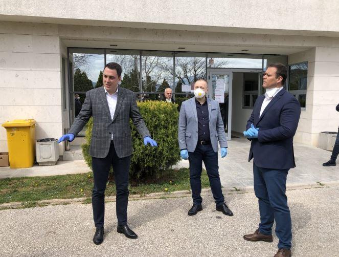 Vuković: Održavanje higijene i komunalnog reda u Podgorici na zadovoljavajućem nivou