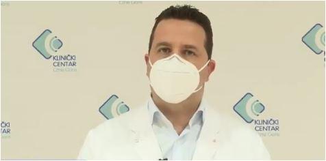 Eraković: U KC-u izliječena još tri pacijenta, tri oboljela na respiratoru