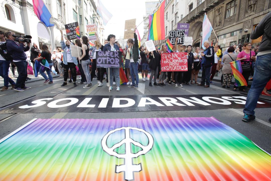 U Sarajevu se održava prva Povorka ponosa