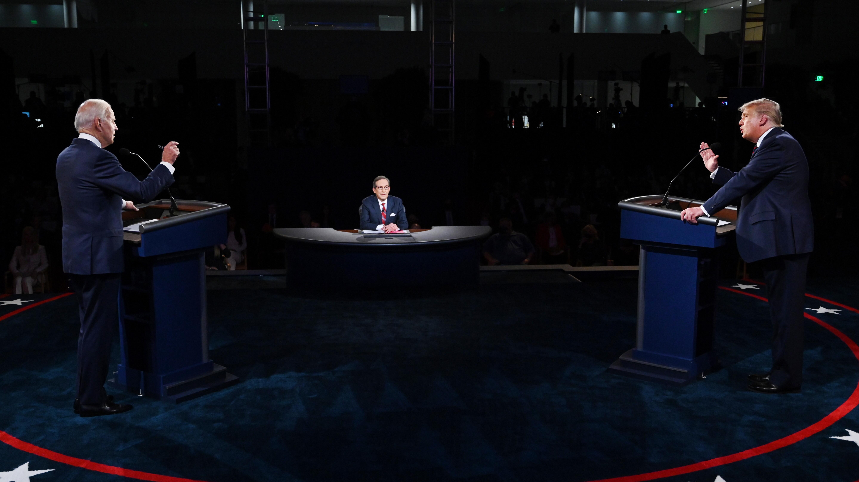 Ocjene nakon predsjedničke debate: Tramp je fašizam pred našim vratima