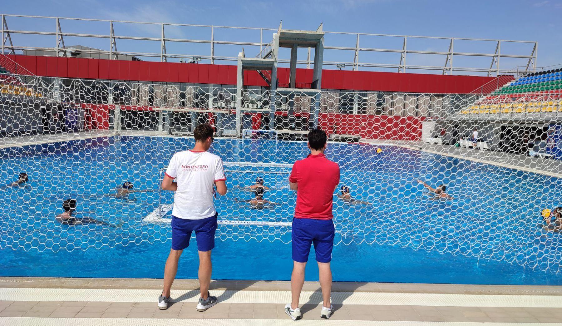 Ajkule odradile prvi trening u Tbilisiju