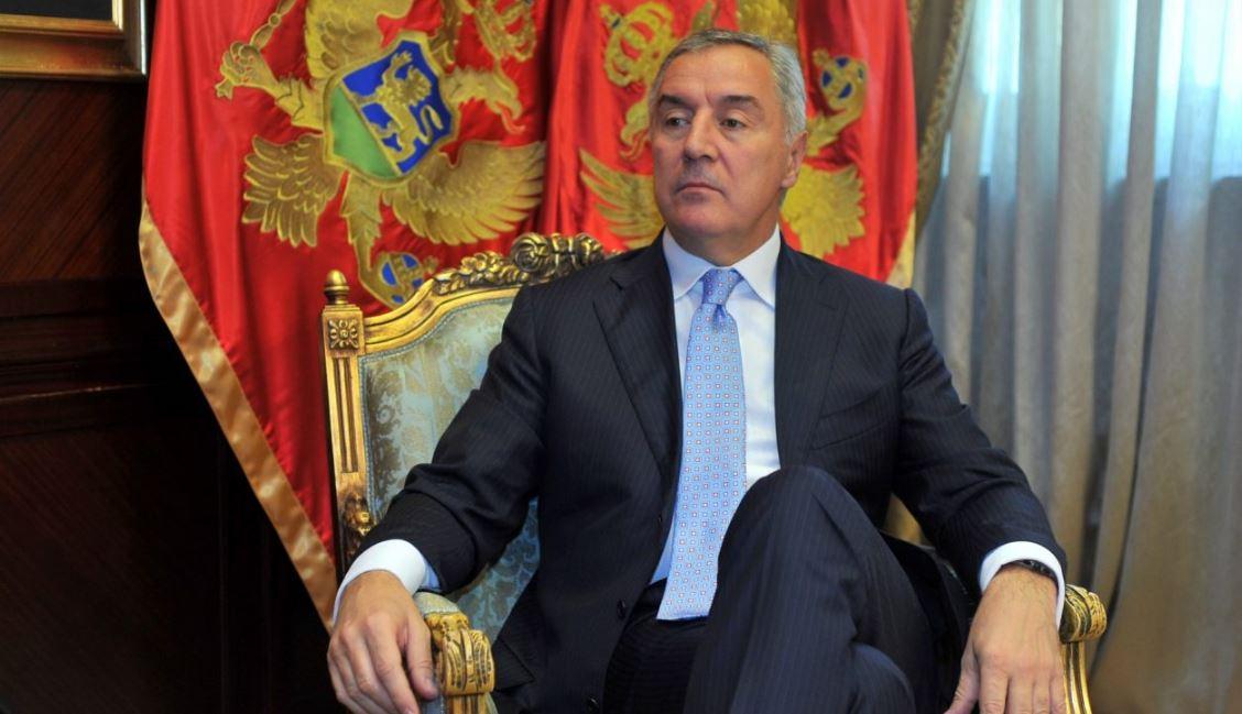Đukanović na svečanosti povodom početka radova na putu Cetinje - Čevo - Nikšić