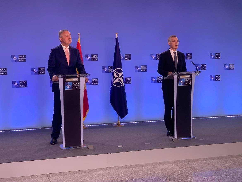 Đukanović o curenju podataka: To je bio politički propust, trebalo je da bude sankcionisan