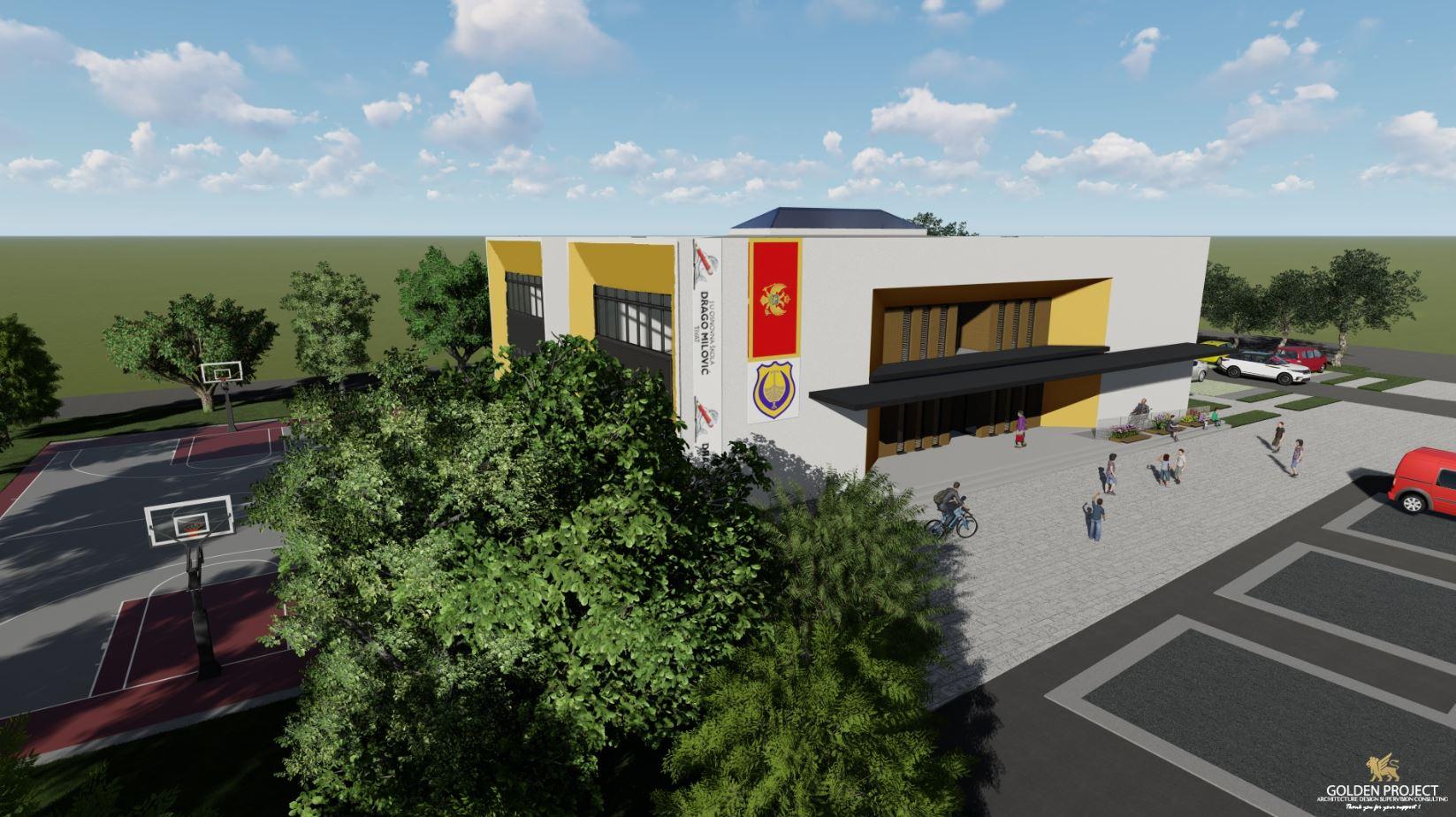 Tivat: Za glavne projekte rekonstrukcije škola 79 hiljada eura