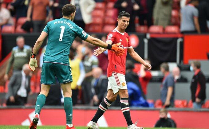 Ronaldo nezadovoljan nakon novog poraza