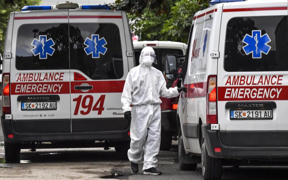 Novih 98 slučajeva u Sjevernoj Makedoniji, preminule dvije osobe