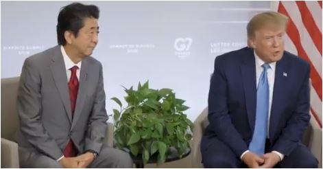 Tramp i Abe dogovorili trgovinsku razmjenu od sedam milijardi dolara