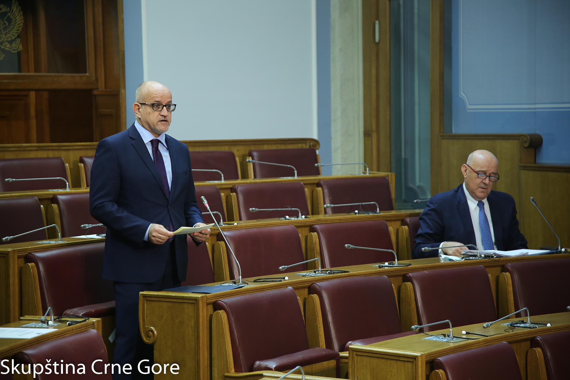 Žestok odgovor Darmanovića na sve napade iz Srbije: Ponavljanja Podgoričke skupštine neće biti!