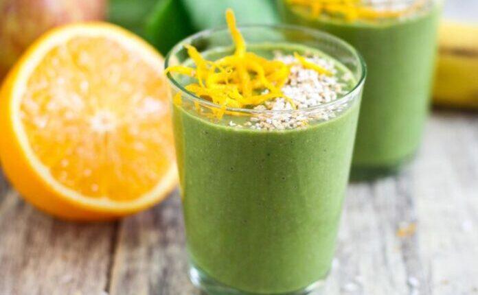 Za bolji imunitet zeleni smuti