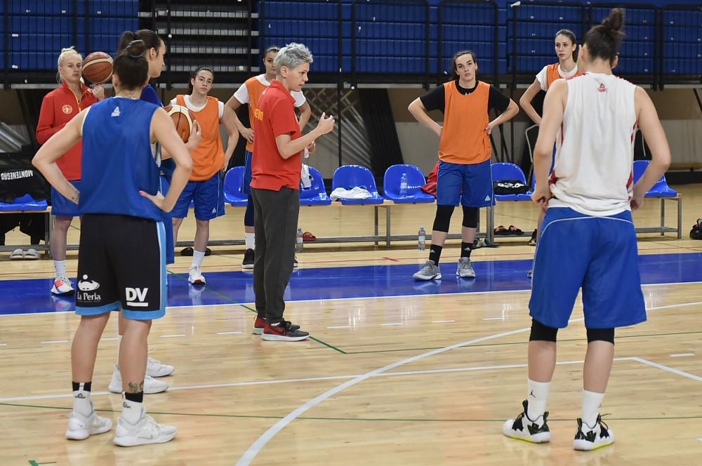 Poraz crnogorskih košarkašica u Malmeu