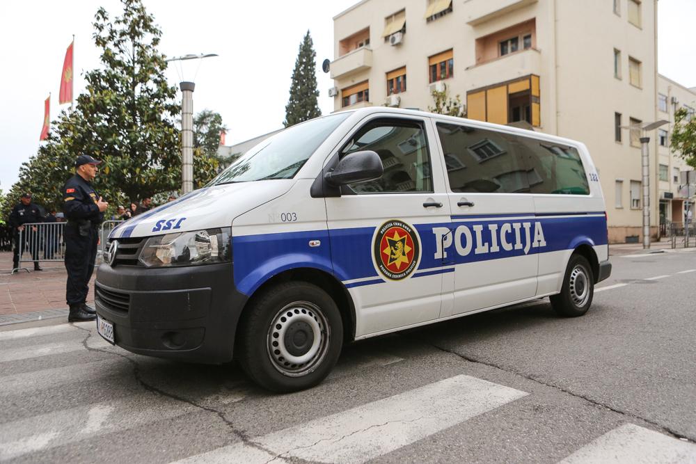 Hapšenja u Podgorici zbog ulične prodaje droge