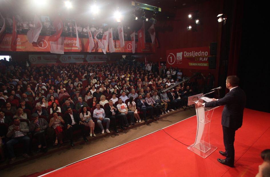SD: Ostajemo najjača partija u Plavu, funkcioneri da podnesu ostavke