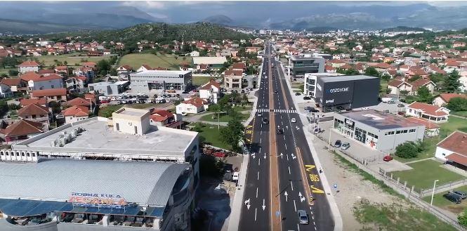 Pogledajte snimak iz drona: Nakon 15 mjeseci otvoren Bulevar u Donjoj Gorici